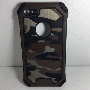 Other - iPhone 6/7 Tough Camo Hybrid Case